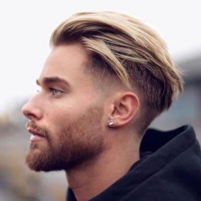 langhaar frisur manner 2019 - frisur männer