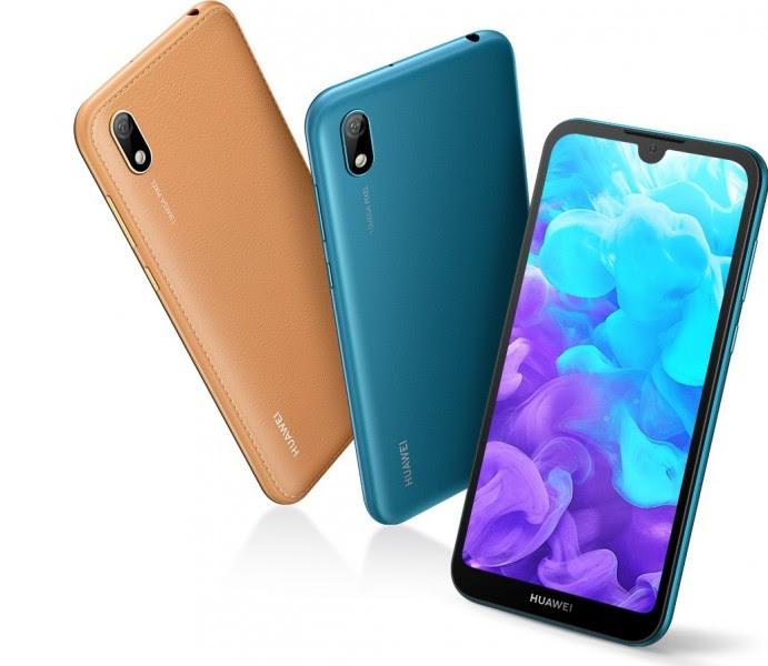 Huawei Y5 (2019) with 5.71-inch display, MediaTek Helio A22 announced