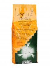 Argilla Verde Essiccata al Sole per Viso e Corpo Polvere Fine