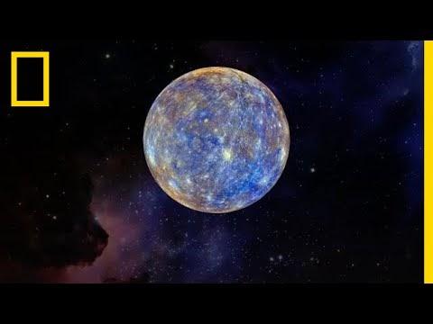 Merkurius 101 | Planet yang Menyusut  Ukurannya