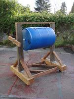 Testing Compost Tumblers composting tumblers