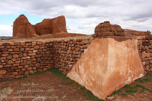 Pecos NHP Church Ruin 02