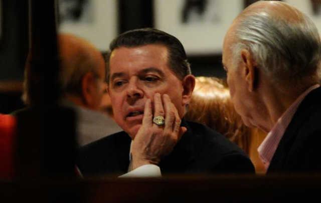 Tras el escrache en su casa, el juez Oyarbide se apartó de causa contra Guillermo Moreno