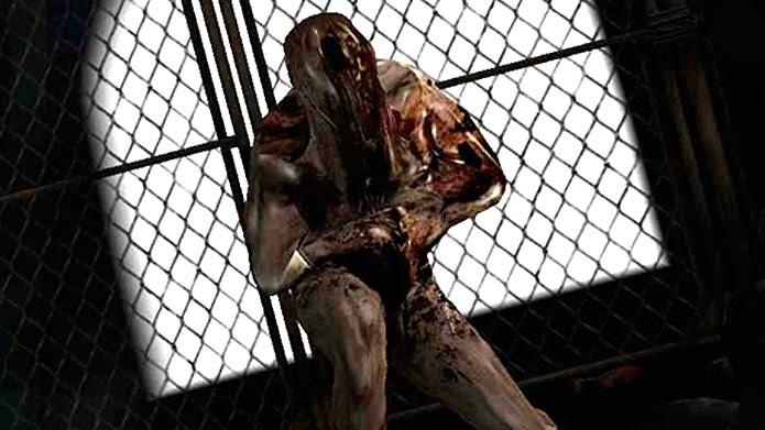 As Lying Figures são as primeiras criaturas que James tem contato em Silent Hill 2 (Foto: Divulgação)