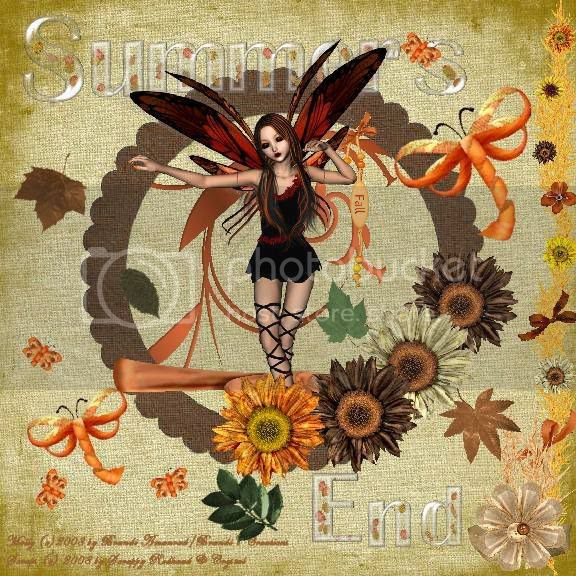 Fairies,Autumn,Fantasy