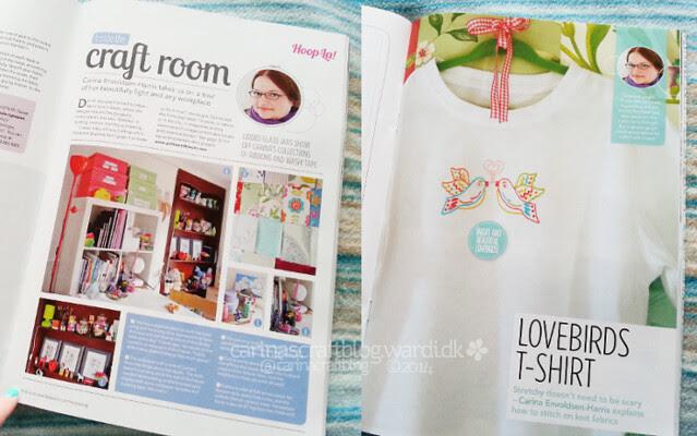 In Hoop-La! magazine