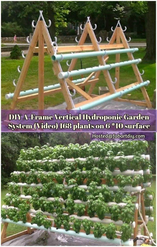 diy a frame vertical hydroponic system garden00_tumb_660