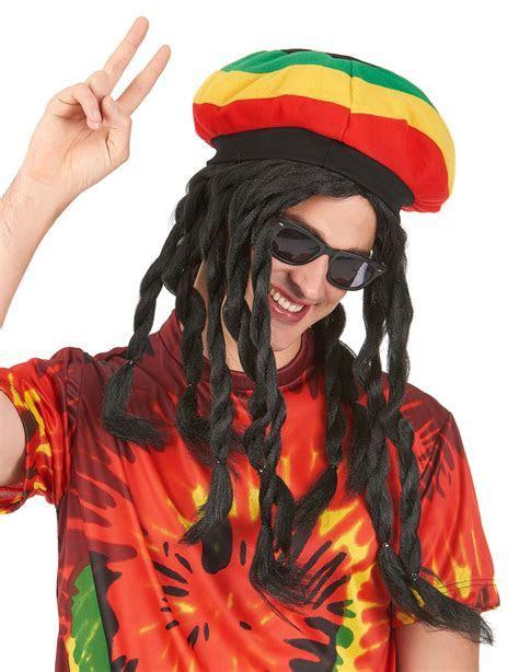 Rasta wig : Wigs,and fancy dress costumes   Vegaoo