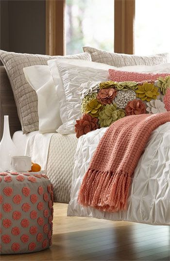 Gorgeous colors, beautiful textures and so cozy looking!