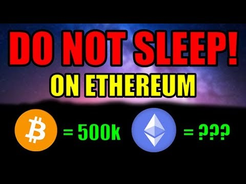 Bitcoin 500k Prediction! + Should I Buy Ethereum? Is Ethereum A Good Investment? Cryptocurrency News