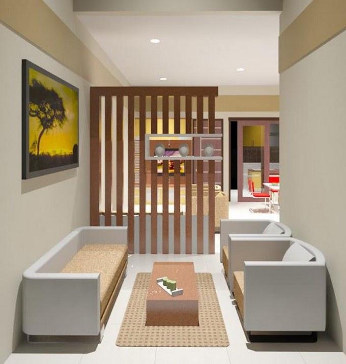 Gambar Desain Ruang Tamu Minimalis Modern