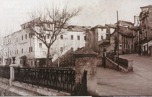 Paseo del Miradero (Toledo). Foto