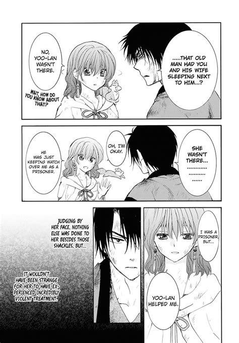 read akatsuki  yona chapter  mymangalist