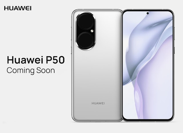 Huawei P50 Featured in Excessive-High quality Product Photos; The World's First 1-inch Smartphone Digital camera Sensor