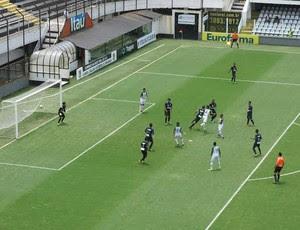 Alecrim x Capital Copa São Paulo (Foto: Antonio Marcos)