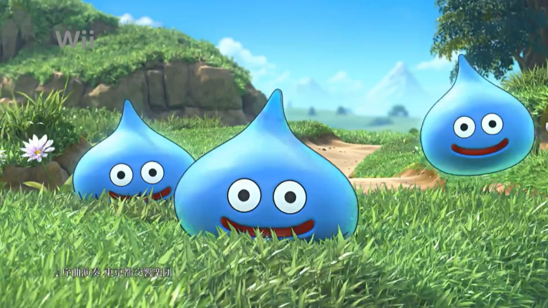 Dragon Quest X logs off the Wii, and onto the Switch, this November screenshot