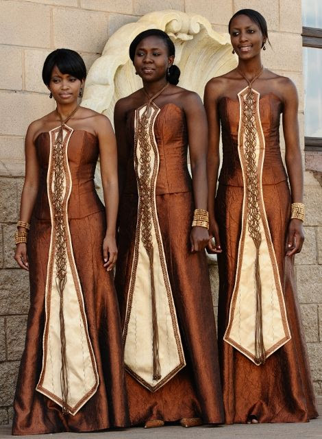 Fabulous Traditional African Wedding dresses by Jide Odukoya ...