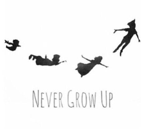 Quotes About Never Growing Up Tumblr More Information