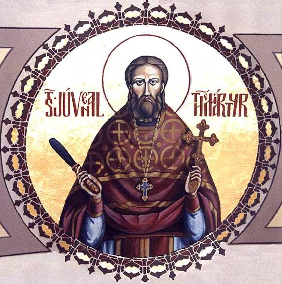 IMG ST. JUVENAL, Martyr of Alaska