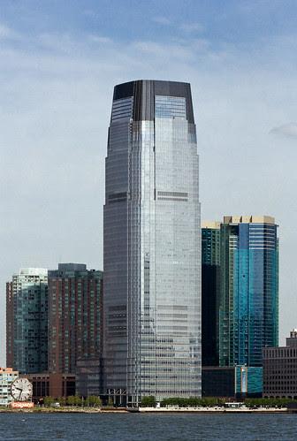 Goldman Sachs Tower, New Jersey, USA, by jmhdezhdez