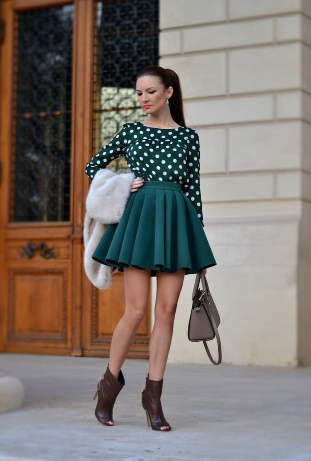 green skirt outfits 2019  fashiontasty