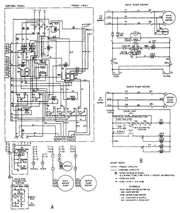 Ship Wiring Diagram Symbol