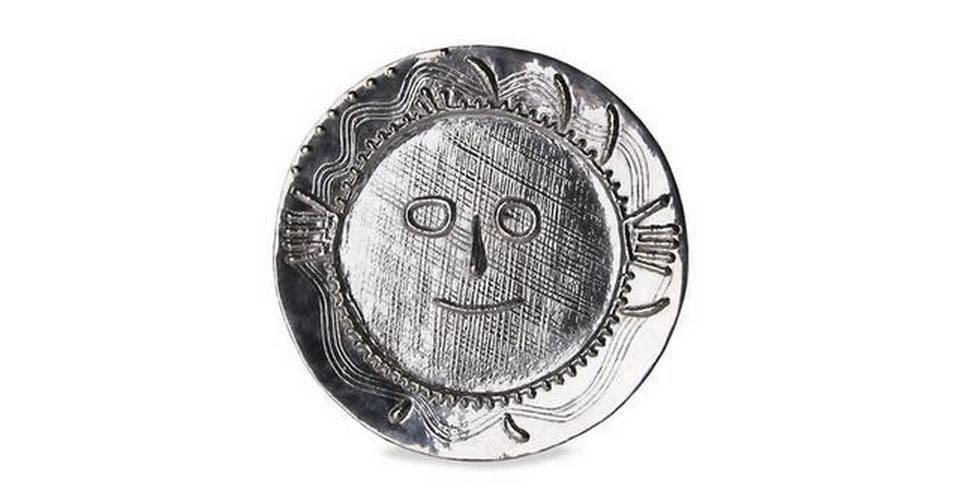 Visage aux Mains, 1956, by Pablo Picasso