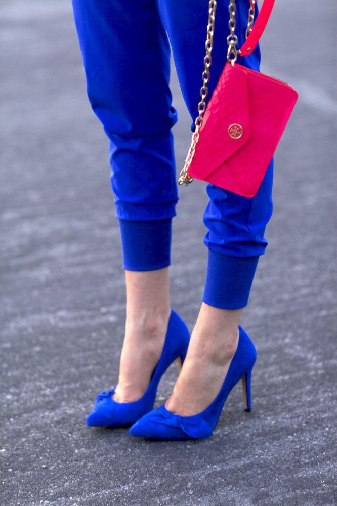 Color Crush: Cobalt Blue