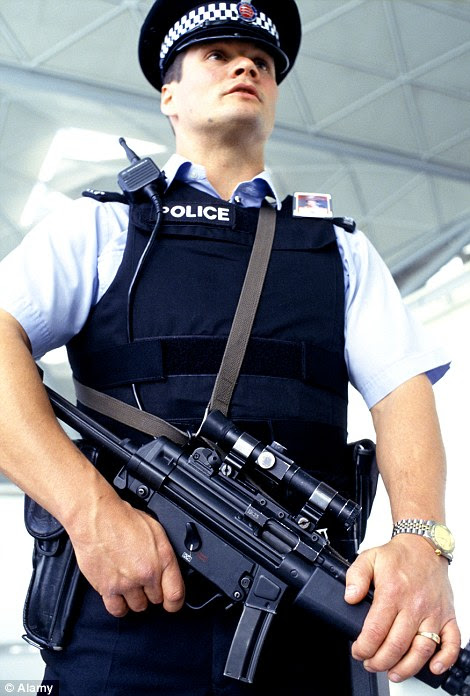Parlamentarios se les dio una protección adicional de este año después se suscitaron temores por su seguridad