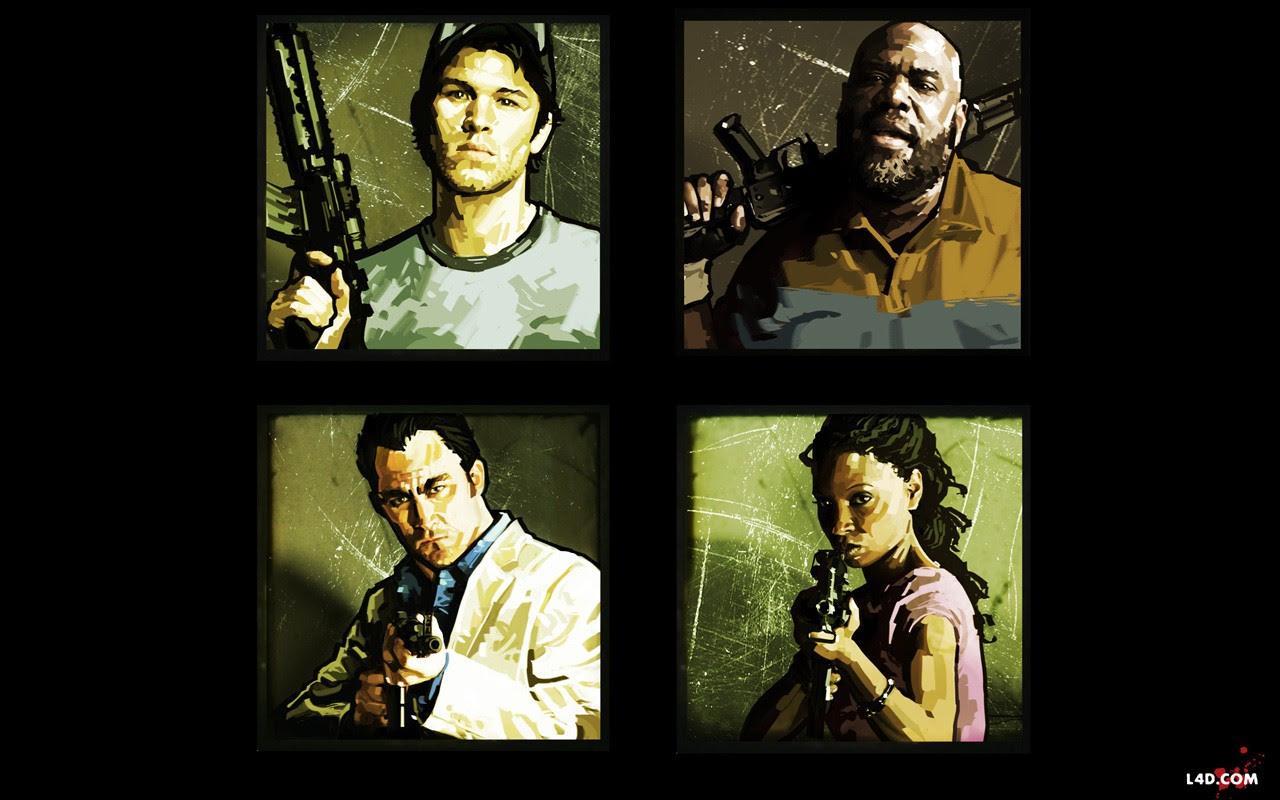 Left 4 Dead 2 Wallpaper 01 Gamesync Esports Center