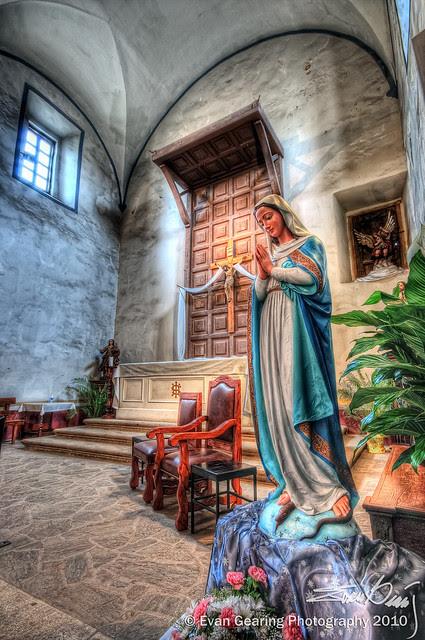 Mission San Jose Altar
