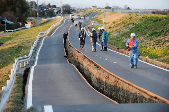 Japonya-Tsunami Deprem