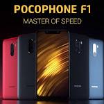 ירידת מחיר: שיאומי Pocophone F1 תצורת 6/128 במבצע כולל ביטוח מס! - g-rafa