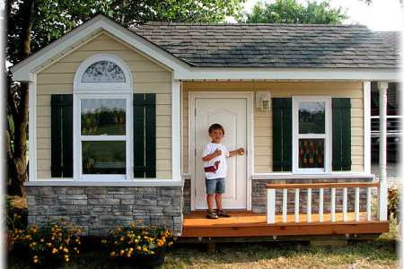 Playhouse For Older Kids - Home Interior Design