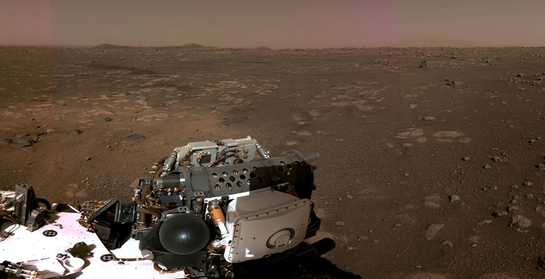 The Morning After: More Mars pictures, videos and sound