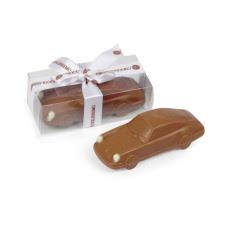 Czekoladowe upominki - słodki samochód, czekoladowy samochód, czekolada mleczna, chocolissimo