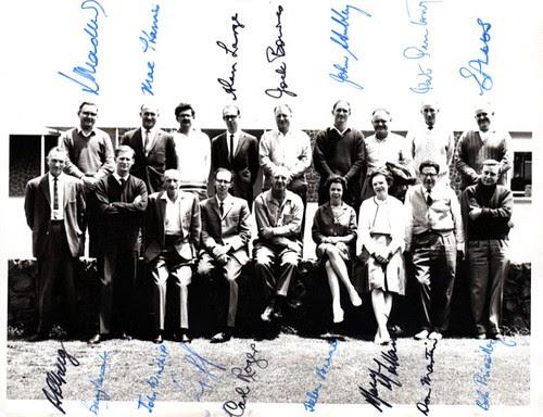Rogers workshop 1965
