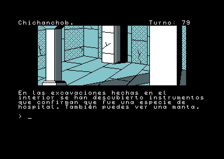 Chichén Itzá C64 (4)