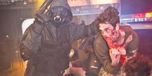 Veja imagens da festa da Slant Six para Resident Evil: Operation Raccoon City