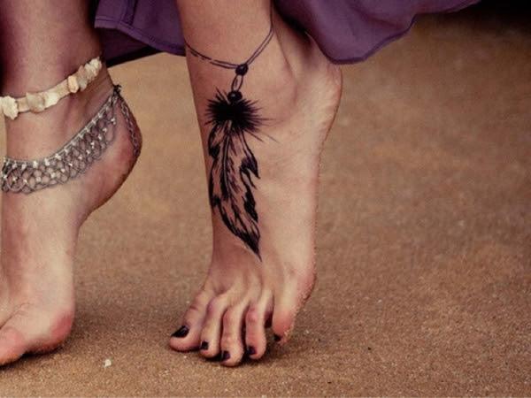 Significado De Los Tatuajes De Plumas