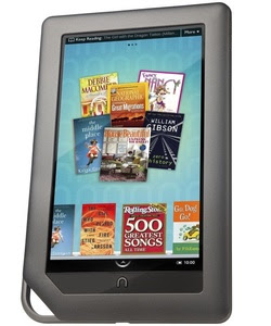 Android 3.0 ported to Nook Color with graphics acceleration