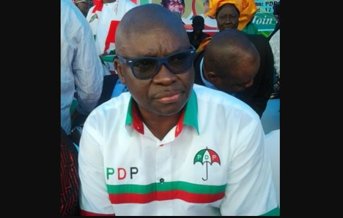 Go And Pay Workers' Salaries – APC Blasts Fayose Over Presidential Ambition
