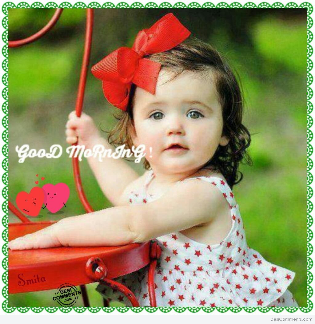 Top Good Morning Images With Cute Girl Top Colection For Greeting