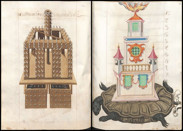 Feuerwerksbuch 276 + 277