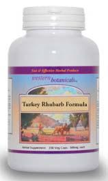 Western Botanicals Turkey Rhubarb Formula