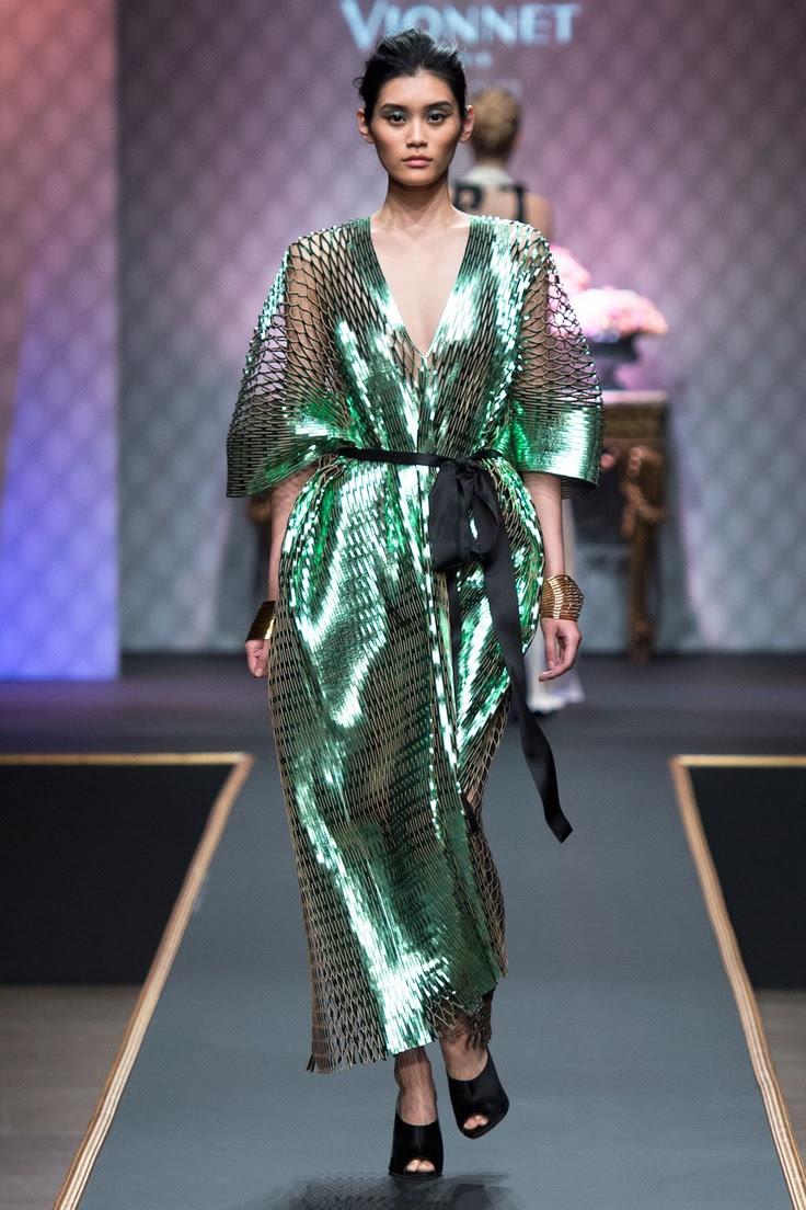 Vionnet Demi Couture SS2013