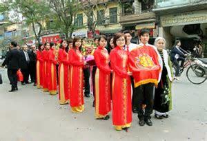 Vietnamese Engagement Ceremony   Vietnamese Cultures