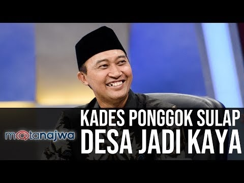 Inspirasi dari Desa Ponggok Klaten Jawa Tengah