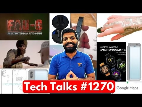 Tech Talks - FAUG Launch Teaser, Redmi Note 10, Realme Watch S, iPhone 12 Issue, N10 & N100
