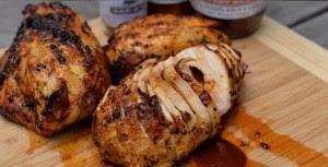 Sweet Heat Grilled Chicken